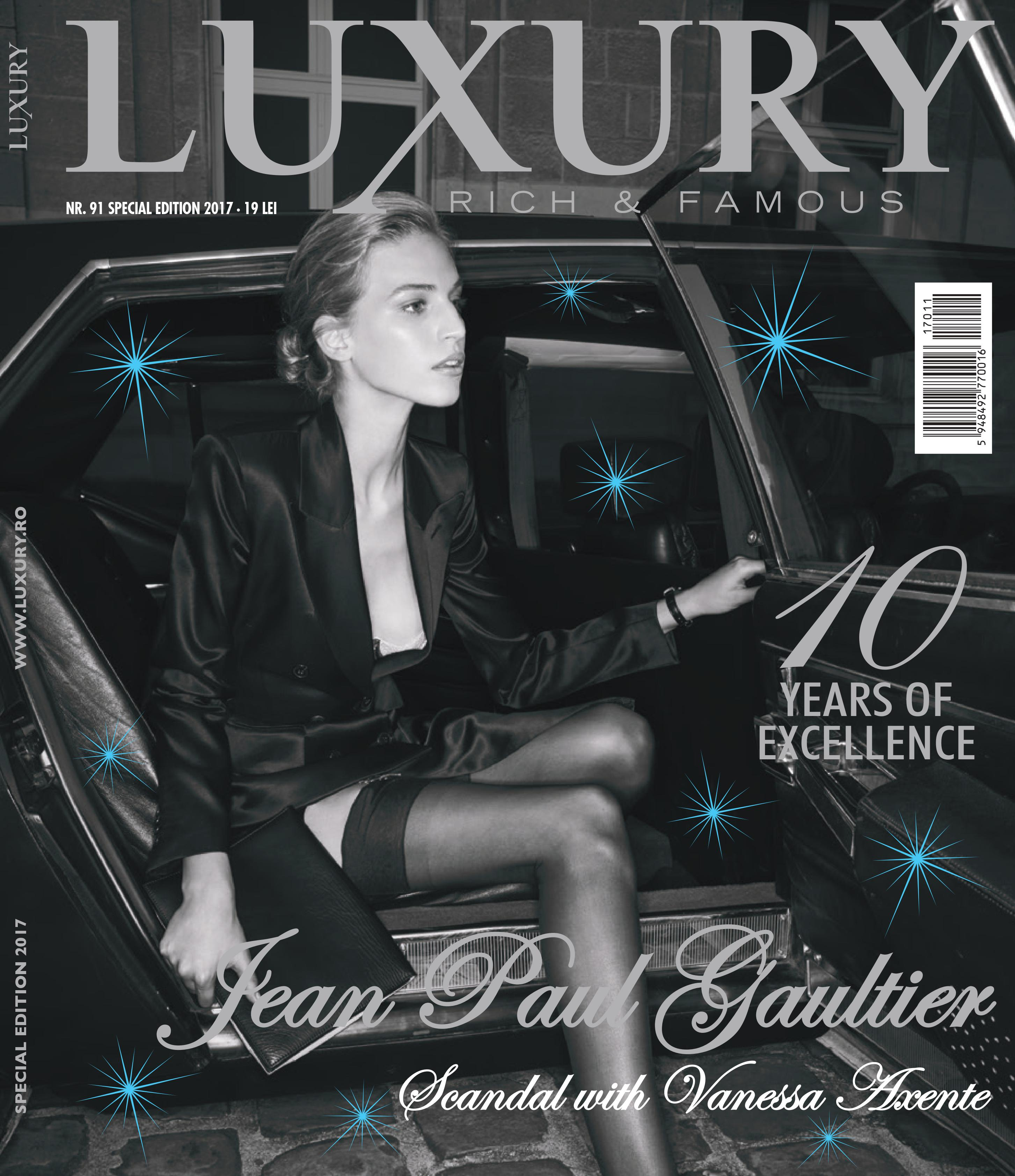 LUXURY SPECIAL EDITION 2017 – ROUMANIE